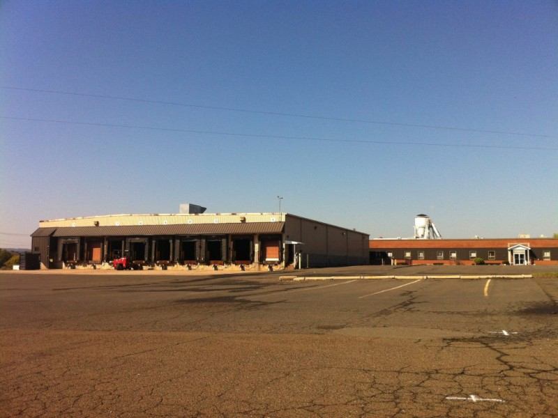 Lighting Company S Empty Portland Factory Building For 1 25m