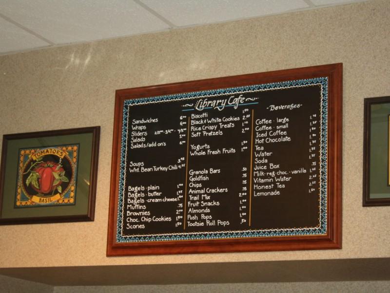 Cafe  Ridgewood New Jersey