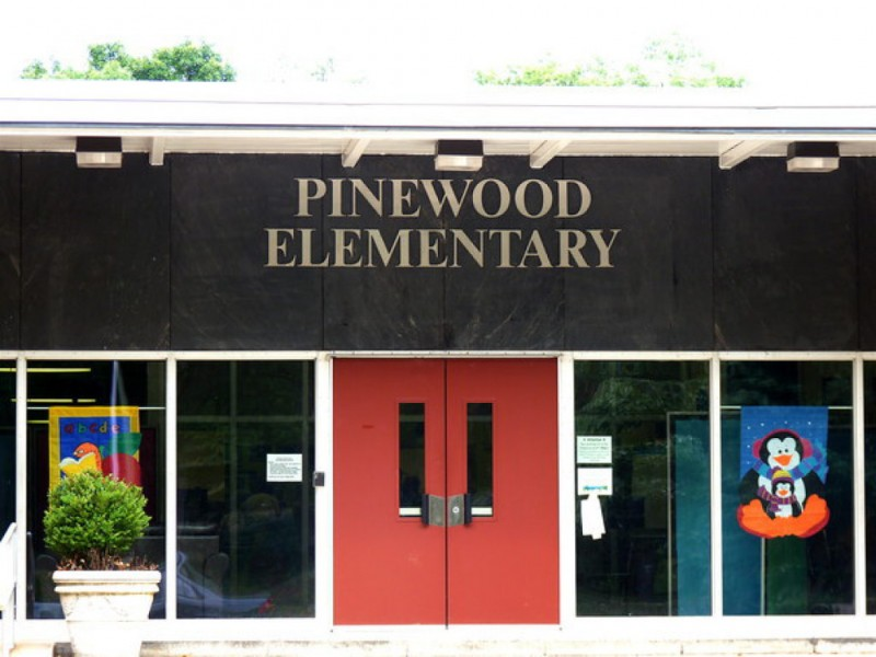 Pinewood Elementary School ~ Pinewood elementary evacuated after students feel quot light