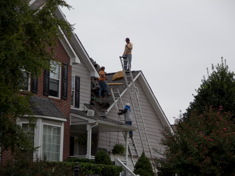 Roofing Contractor Indicted For Stealing From Salem