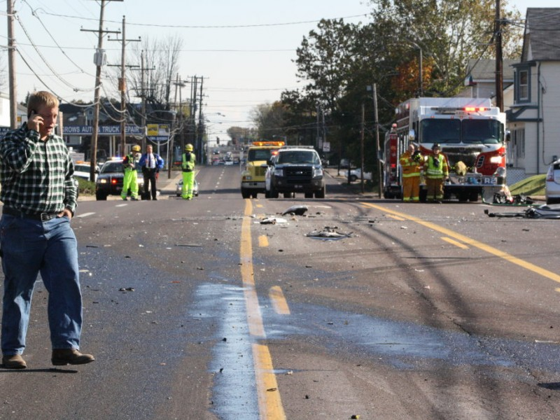 Woman Dead After Street Road Crash Updated Upper