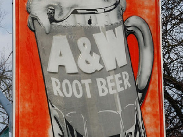 A Amp W Root Beer Drive In A 1960s Bright Spot Sherman Oaks