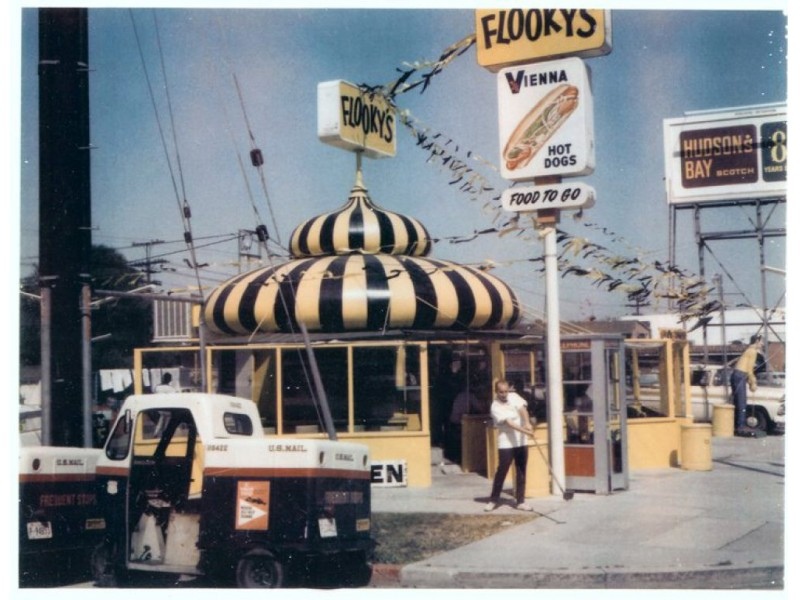 Flooky S Hot Dog Stand Was A Landmark Sherman Oaks Ca Patch