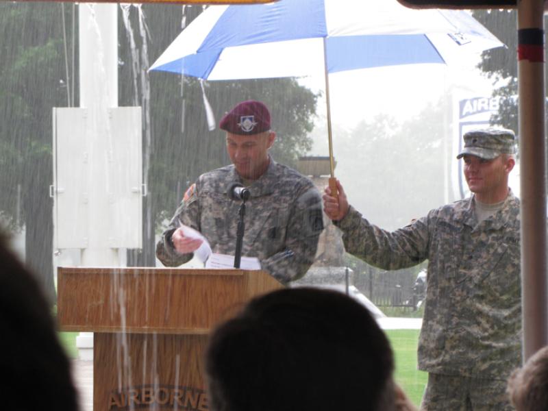 News 2 Greensboro >> Fort Bragg Welcomes Back XVIII Airborne Corps Commander Lt ...