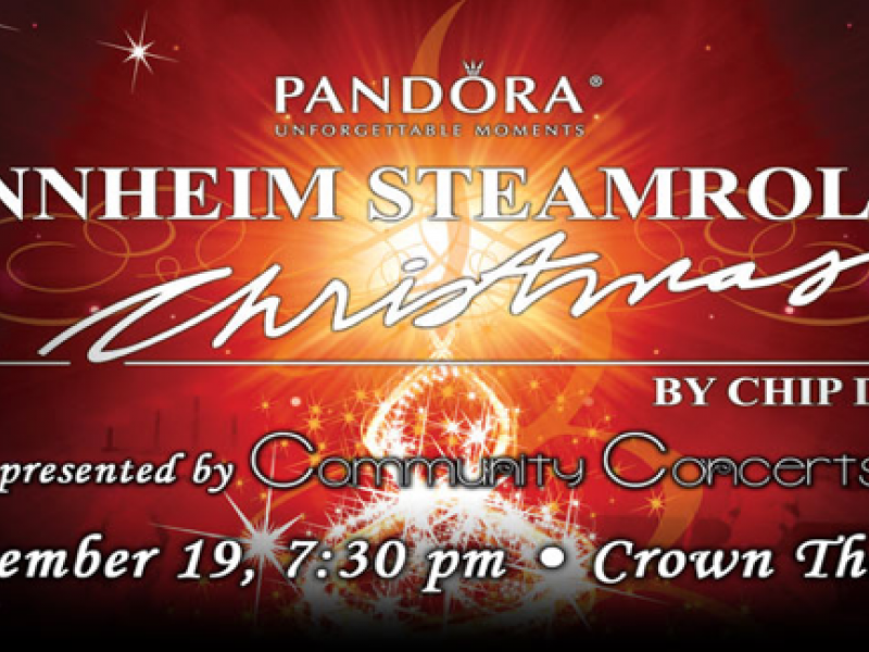 tickets sales ongoing for manheim steamroller christmas show - Christmas Eve Sales