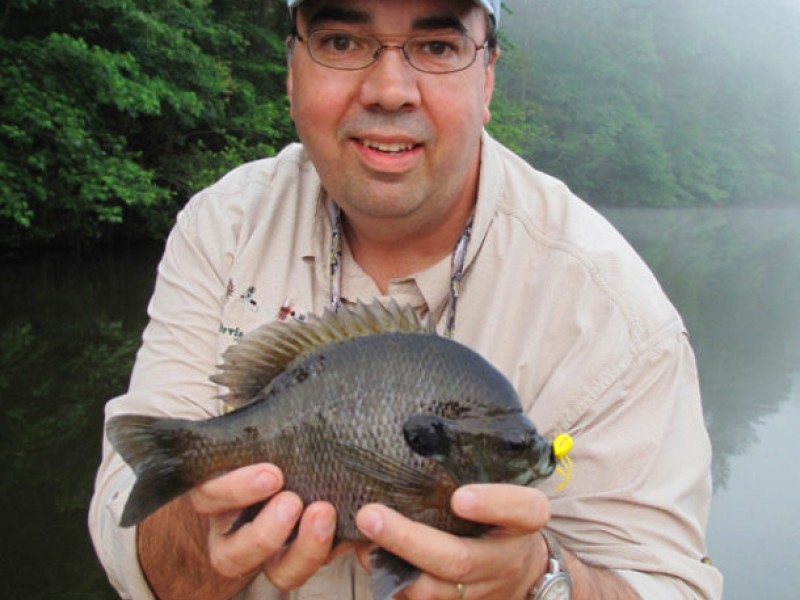 Weekly fishing report your guide to the chattahoochee for Matthews fishing report