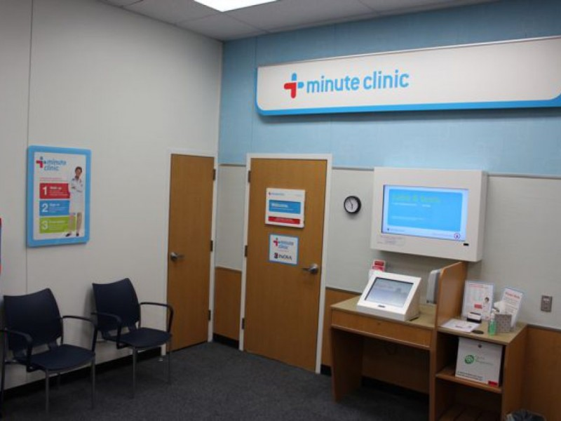 walk in clinic now open in pentagon city cvs arlington va patch