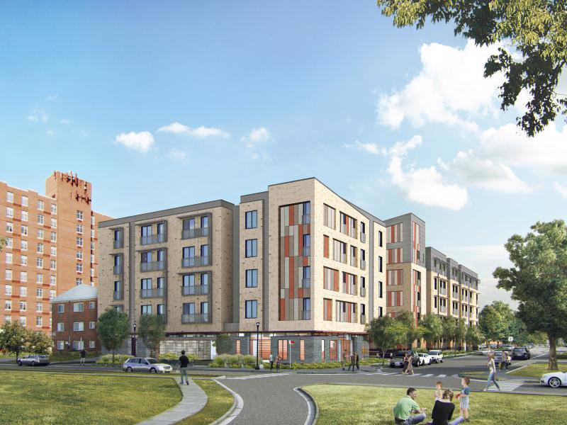 Affordable Housing Complex Planned for Buckingham Near Ballston