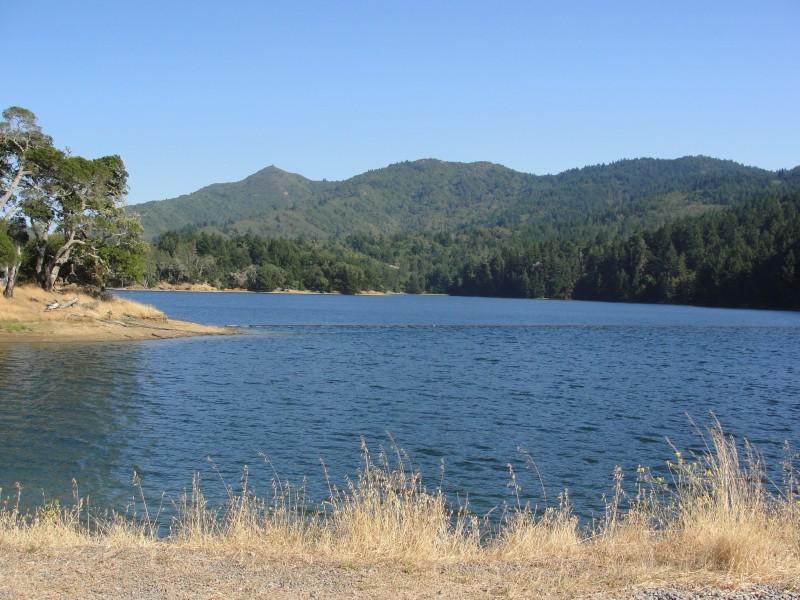 Hike the bon tempe lake trail san anselmo ca patch for Bon tempe lake fishing