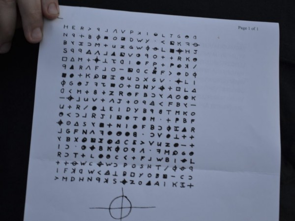 ZODIAC CIPHERS  Unsolved Mysteries