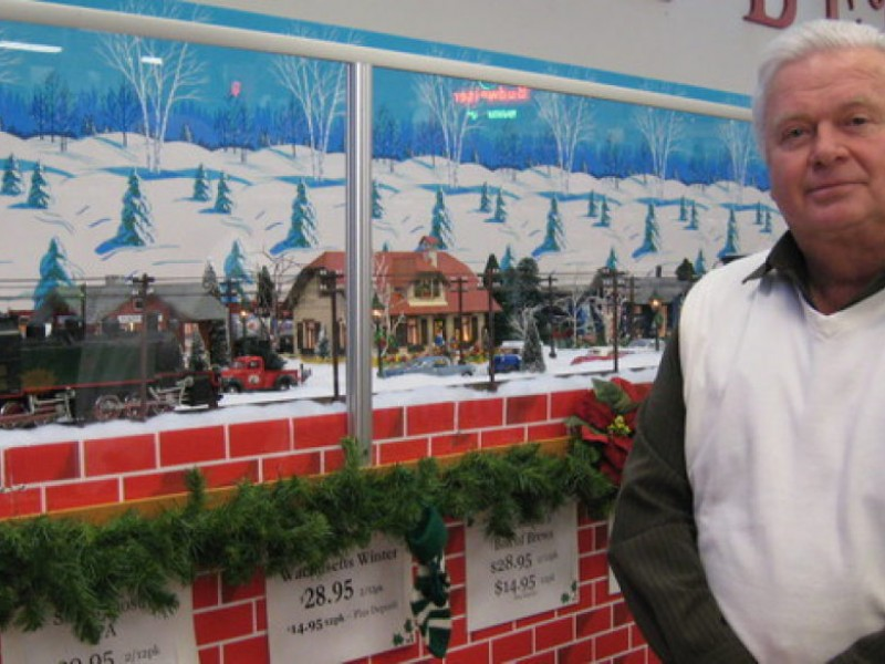 Harrington S Holiday Train Gears Up For Annual Debut