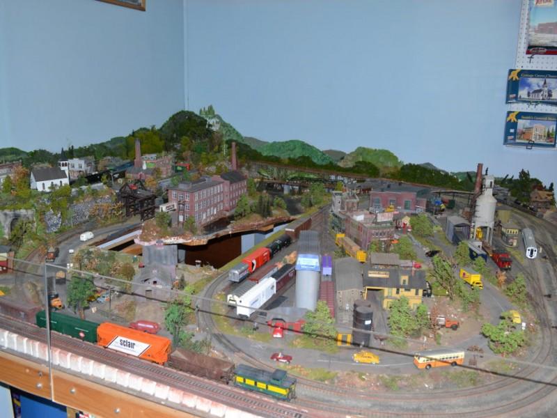 Chelmsford's Hidden Gem: Maine Trains