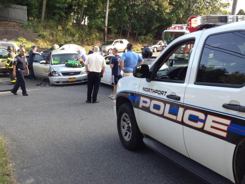 Smithtown Car Crash May