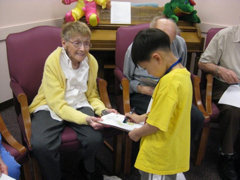 fort lee preschool bergen county senior center provides daycare for 768