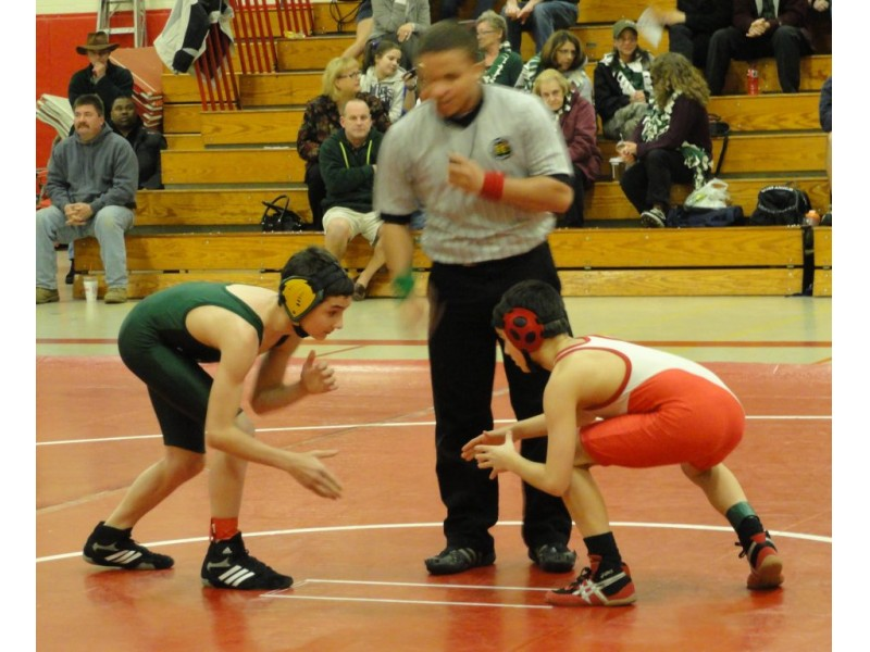 Pier school wrestling home match a success states this - Restaurants in garden city cranston ri ...
