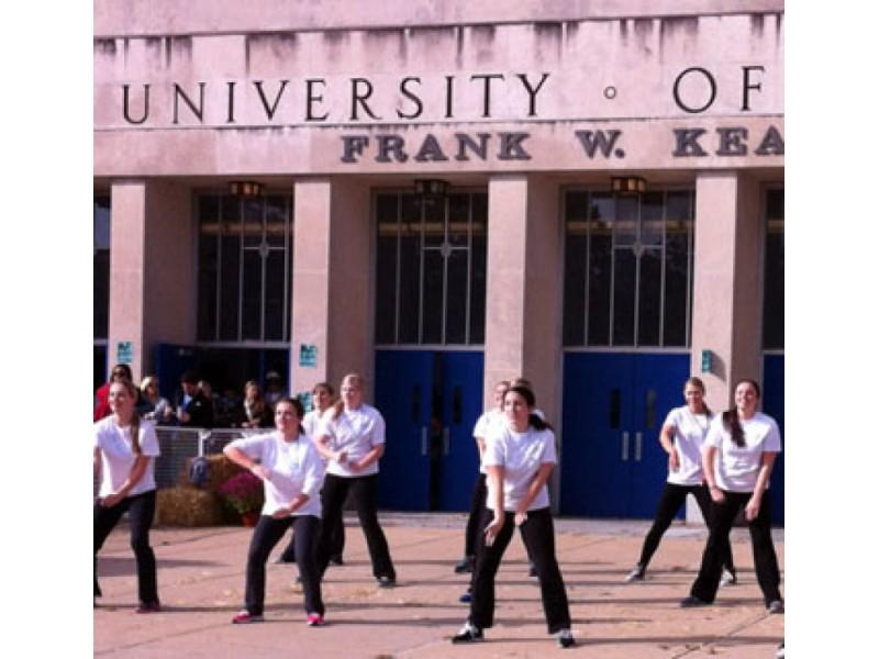 Smithfield Student Leads Uris Anatomy Of A Dancer Recital
