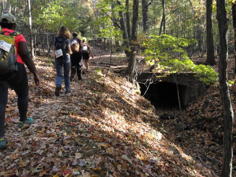 34 Mile Lenape Trail Takes Walkers From Millburn To Newark