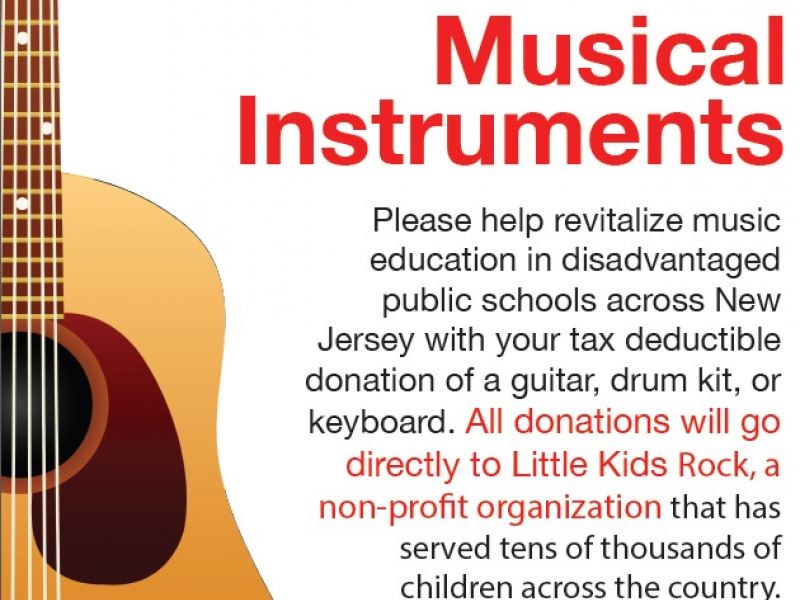 Little Kids Rock Wants Your Unwanted Instruments Verona Nj Patch
