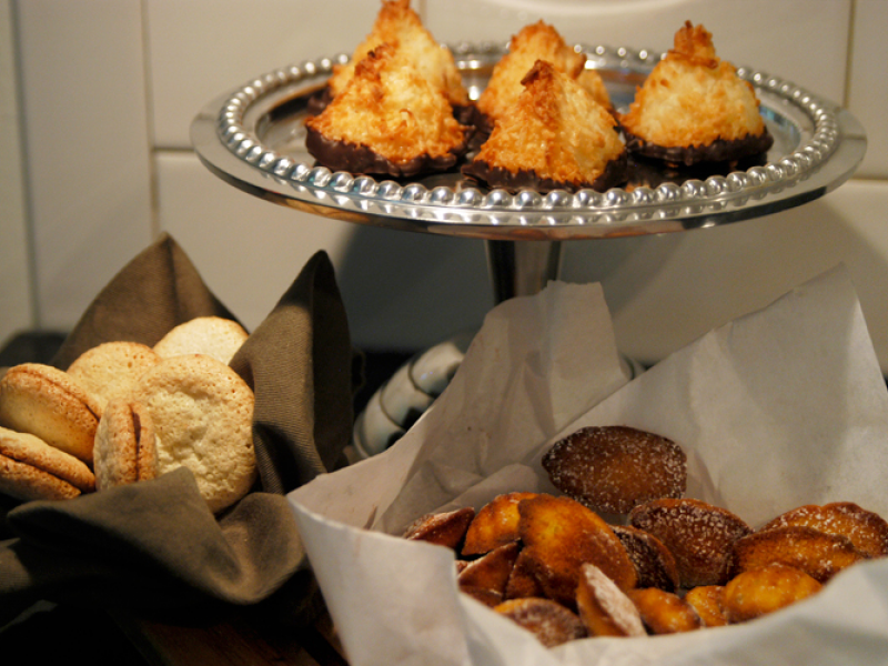 Montclair Resident Shares Her Recipes at New Baking Studio