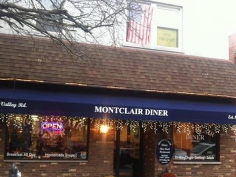 Montclair Diner On For 525k