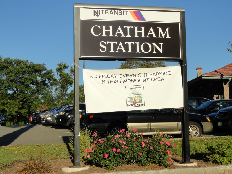 Chatham A Possible Location For Train Station Parking