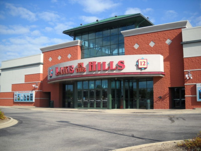 lake in the hills theater to sell alcohol