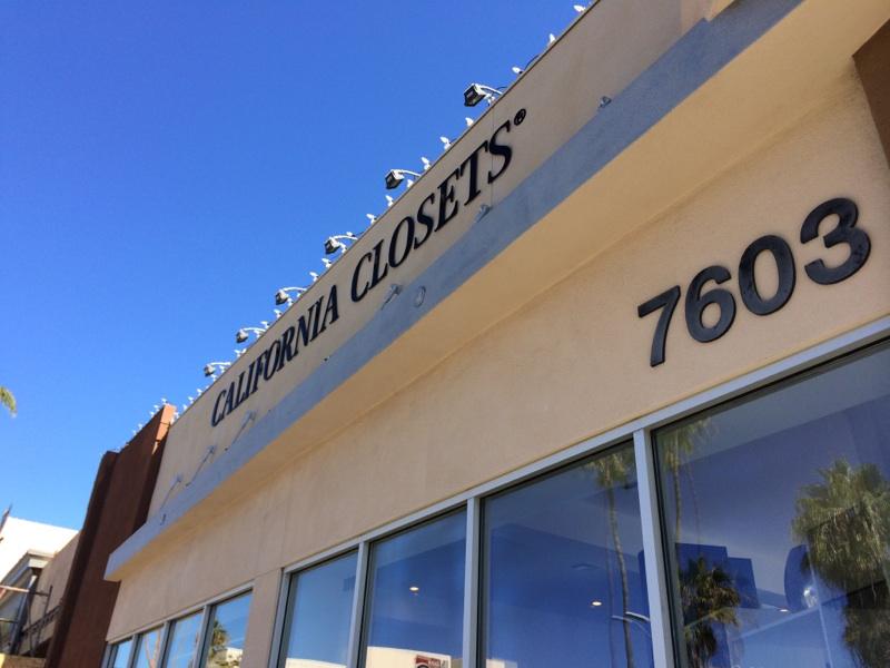 Bon ... Get Organized In La Jolla; California Closets Opens New Showroom 0 ...