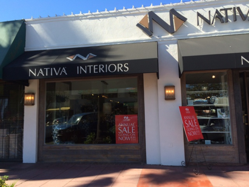 Nativa Furniture Opens Storefront On Girard Avenue | La Jolla, CA Patch