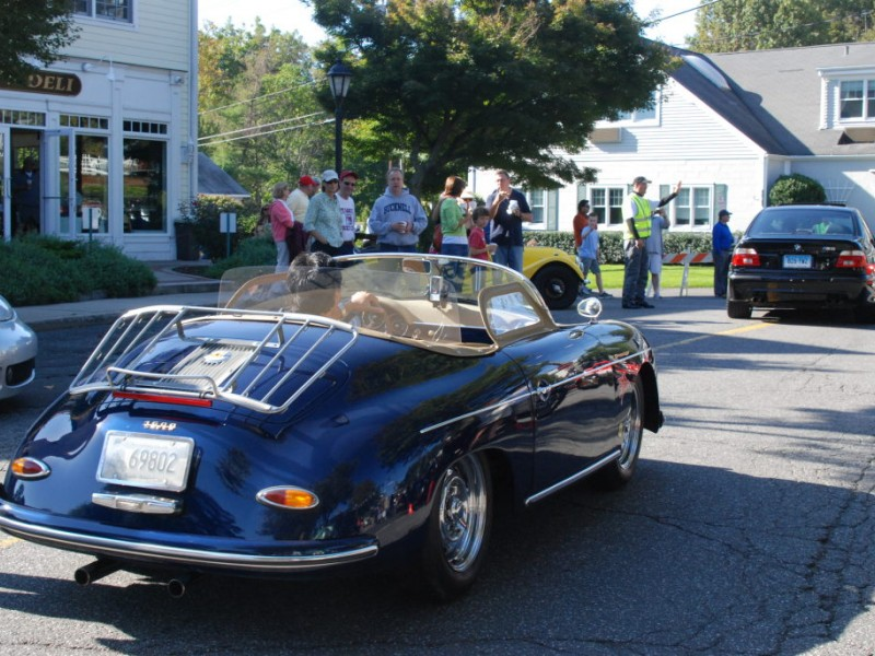 New Canaan's Auto Show | New Canaan, CT Patch
