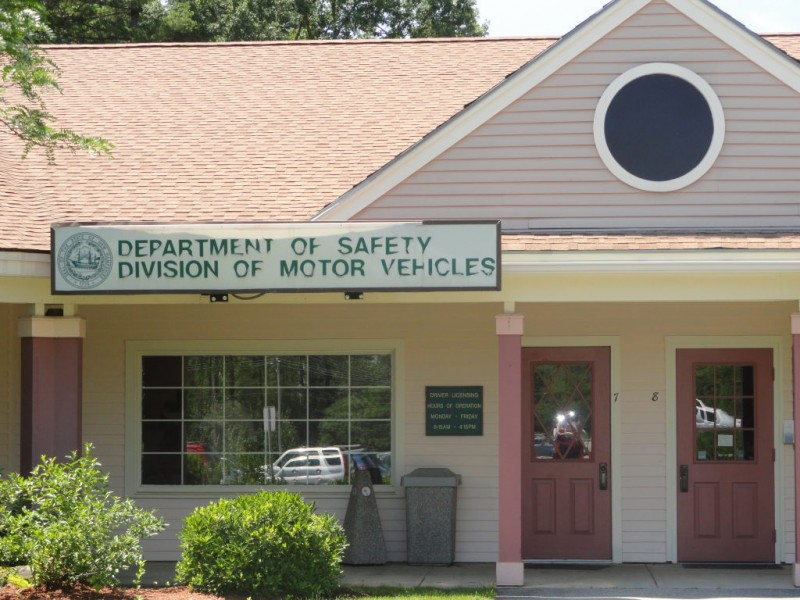 Dmv substation to close july 22 merrimack nh patch for Department of motor vehicles closest to me