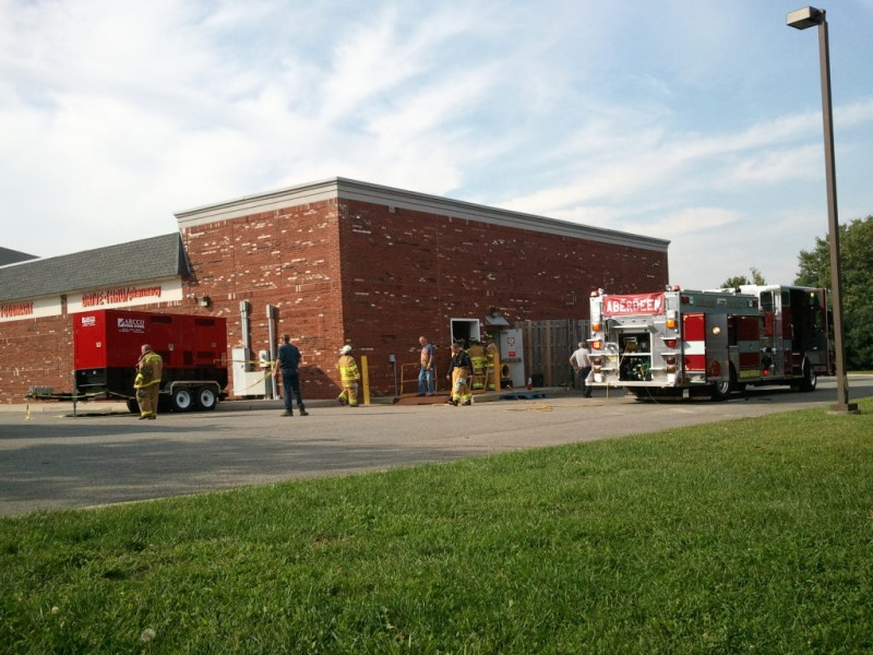 cvs closed after electrical fire matawan nj patch