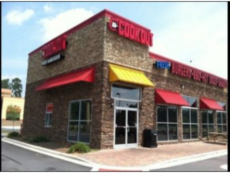 Cook Out Restaurant Driving To Fredericksburg Va Patch