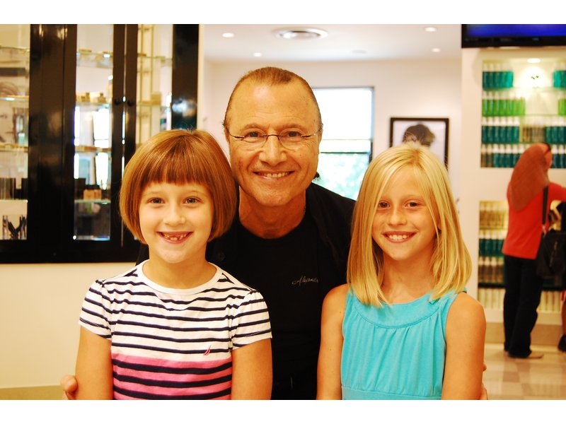 Free Back To School Haircuts At Alexandre De Paris Fairfax City