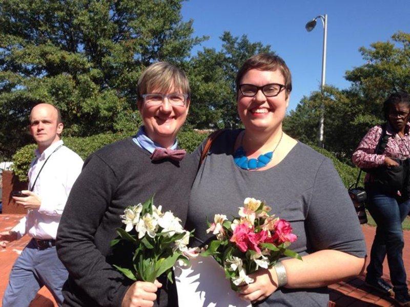 Gay marriage in va