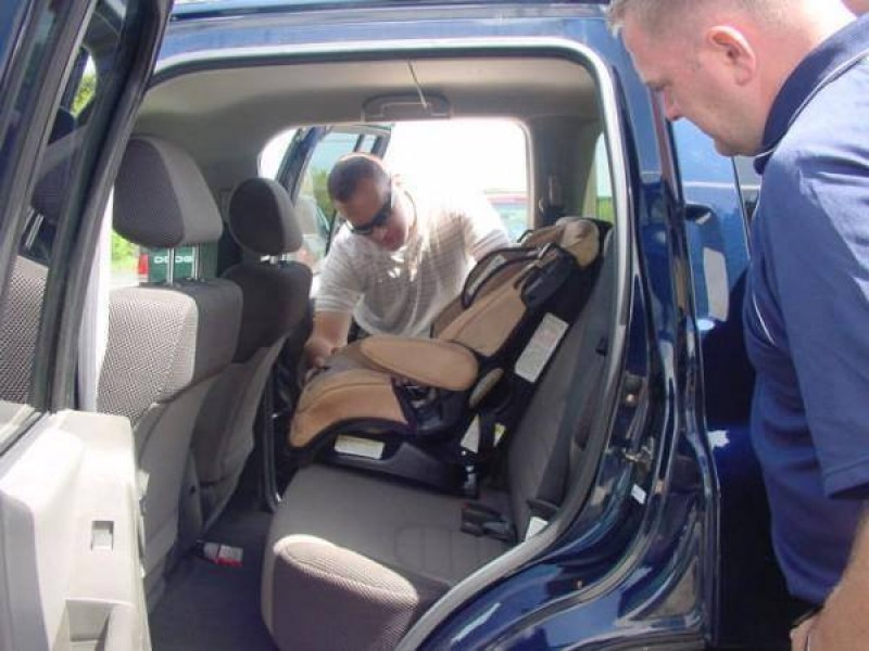 Free Car Seat Inspection in Manas Friday   Manas, VA Patch