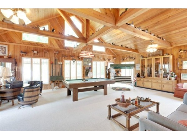 Wow House Gallery 63 Acres Big Country Kitchen Masonry Fireplace