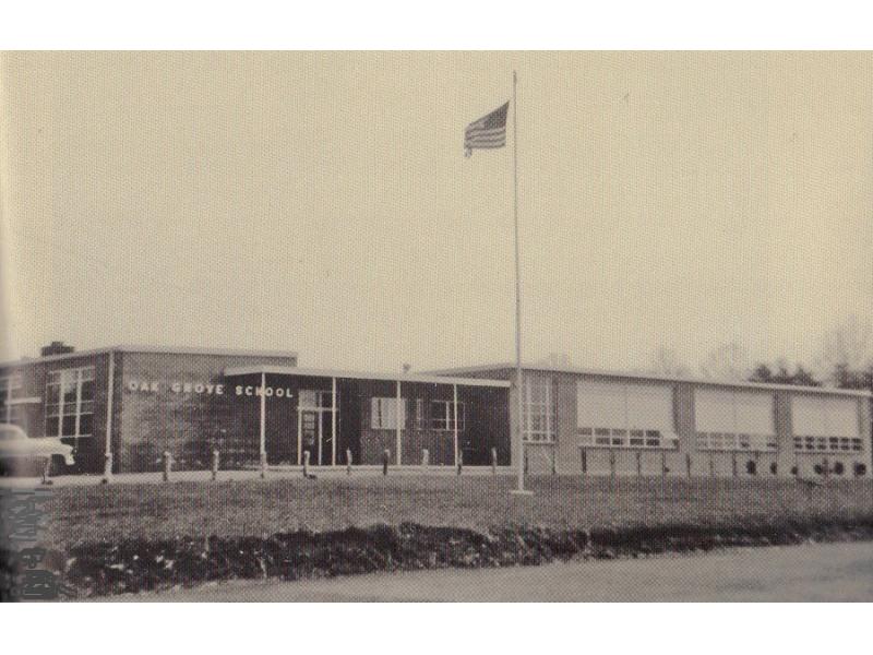 Remembering herndon 39 s history oak grove elementary school - Garden grove school district calendar ...