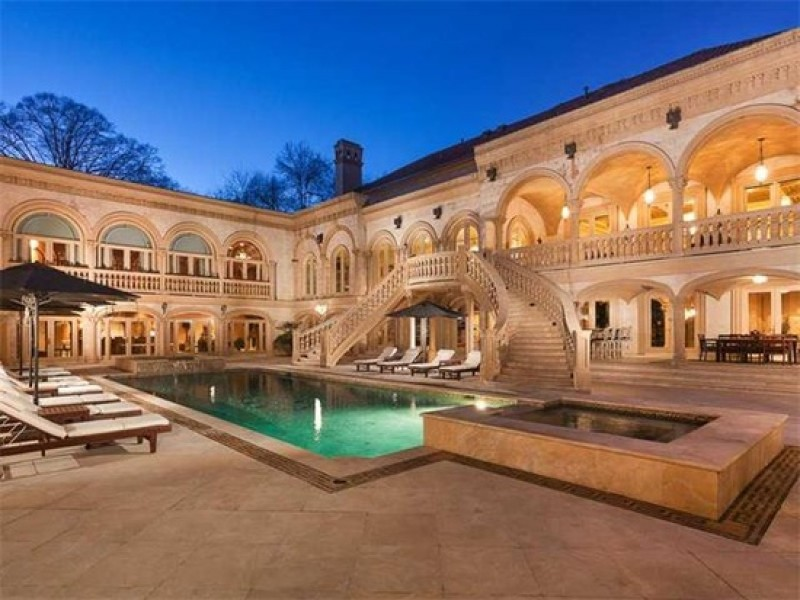 5 Most Expensive Homes In The Buckhead Area Buckhead Ga Patch