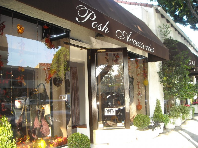 Dispatches: Posh Accessories Adds High-End Glam to Mission Street ...