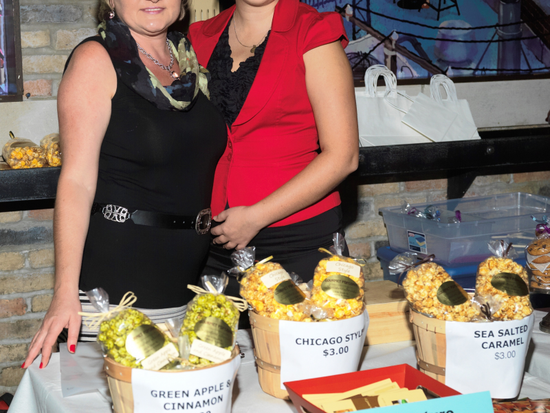 get wild about girls night out raises record  10 000 for