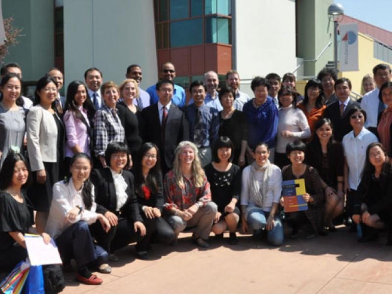 Beijing National Day School Delegation Visits Windward - Venice ...