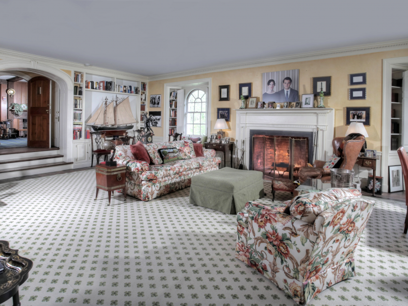 Forbes Estate Comes With History And Celebrity