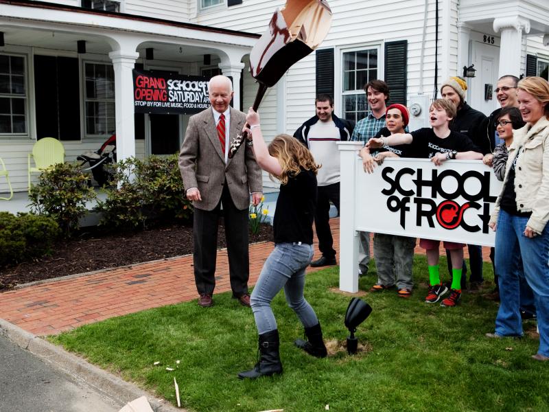 ... School Of Rock Opens On Boston Post Road In Madison-0 ...
