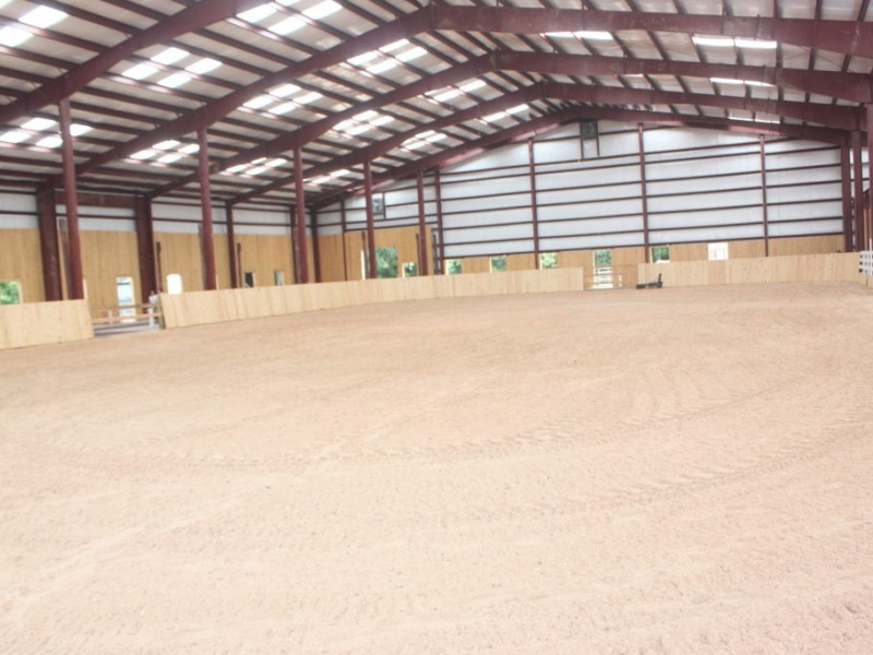 Lakewood Stables Transformed Into Exquisite Equestrian