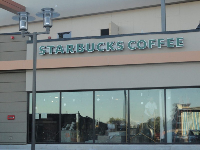 Starbucks at Hyatt Place May Open Friday Braintree MA Patch