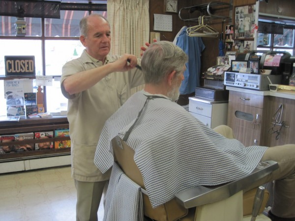 Voices of Lawrenceville: Village Barber Shop
