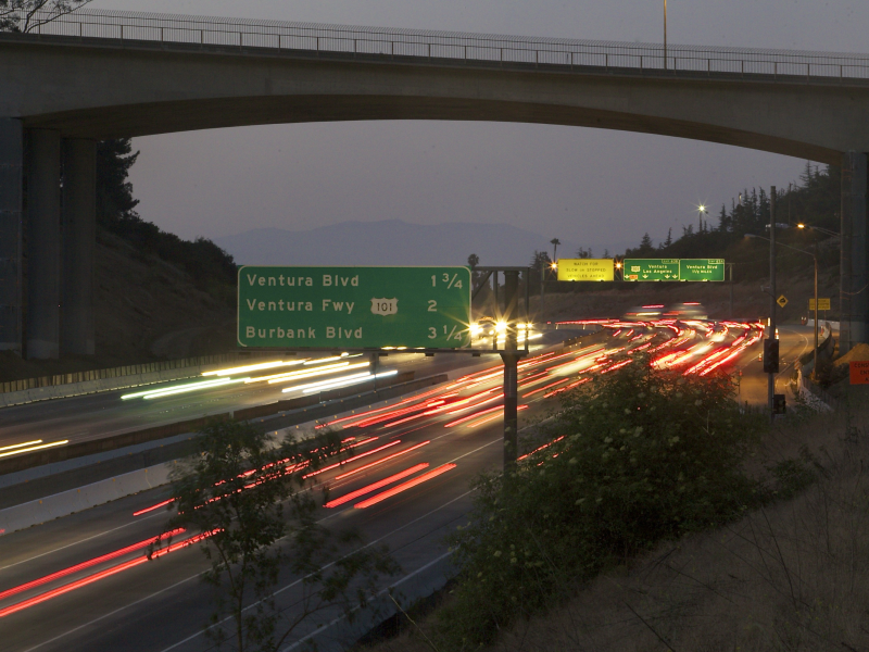 Northbound 405 Freeway to Close at Midnight | Westwood, CA Patch