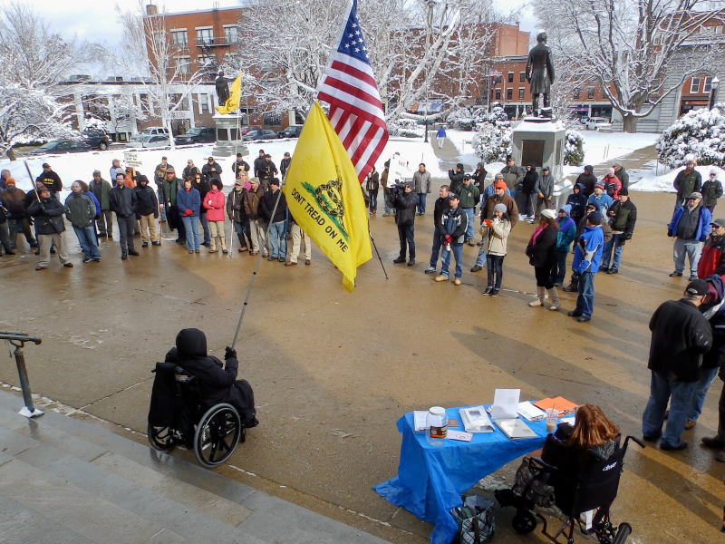 Gun owners rally in nh portsmouth nh patch for State motors manchester nh