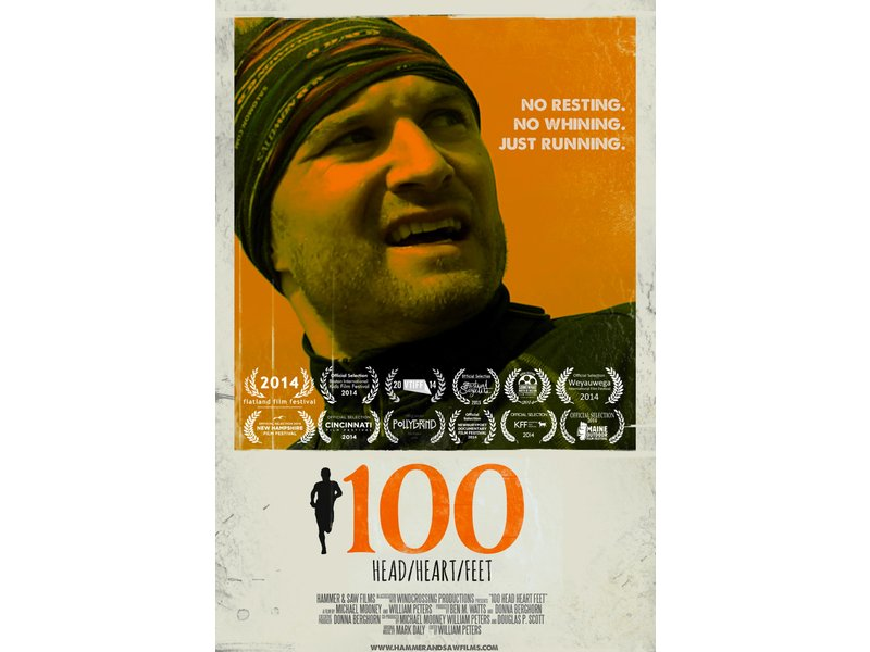 '100: Head/Heart/Feet' Shown at SNOB Film Festival - Concord, NH Patch