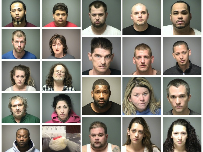 24 Arrested In Manchester Drug Dragnet Concord Nh Patch